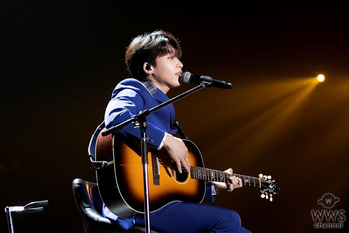 シンガーソングライター・JEONG SEWOON(정세운)が米津玄師の「LEMON」をカバー!<KCON 2019 JAPAN>