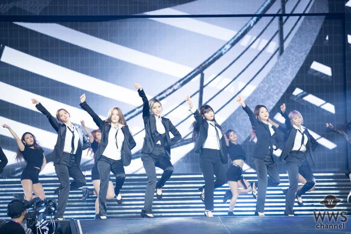 MOMOLAND(モモランド)が「M COUNTDOWN」に登場!人気ナンバーを立て続けに披露!!<KCON 2019 JAPAN>