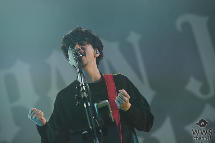 【ライブレポート】ASIAN KUNG-FU GENERATIONが最終日の大トリに登場!大ヒット曲『リライト』を含む全10曲を披露!<JAPAN JAM 2019>