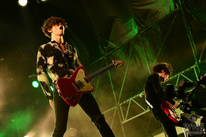 【ライブレポート】[ALEXANDROS]が「メトロック 2019」で未発表の新曲を披露し、3日目のラストを飾る!<METROCK2019>