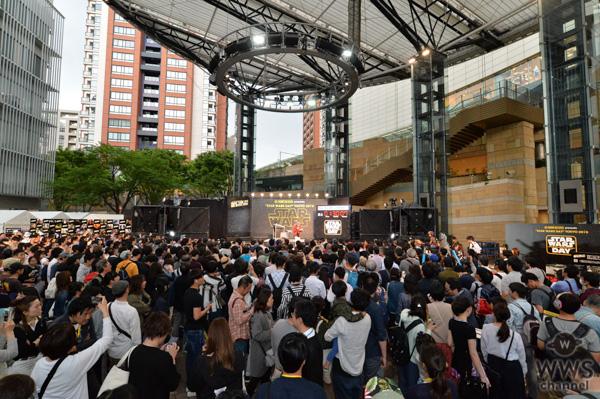 EXILE MAKIDAI、☆Taku Takahashi (m-flo)が「スター・ウォーズの日」イベントに登場!「魅了され続けています」と熱いコメントを発信!