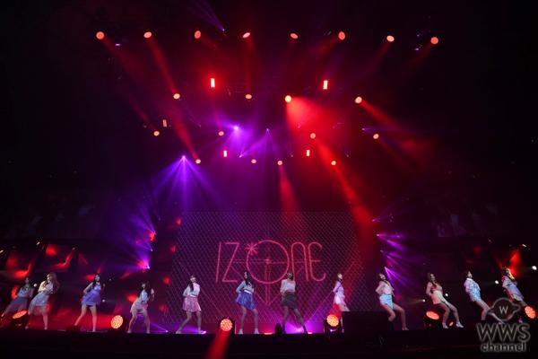 IZ*ONE(アイズワン)宮脇咲良、熱狂の日本武道館ファンミで「もっと大きいステージで会いたい」と意欲!