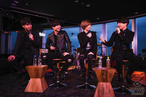 Official髭男dism、『Pretender』の発売記念特番でアコギver.を初披露