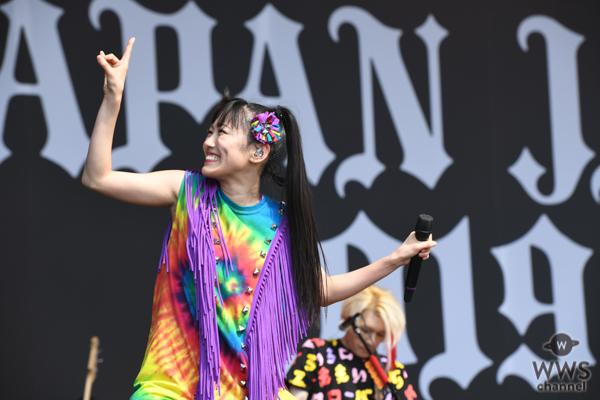 【ライブレポート】ももいろクローバーZ、最新曲『The Diamond Four』をサプライズで初披露!<JAPAN JAM 2019>