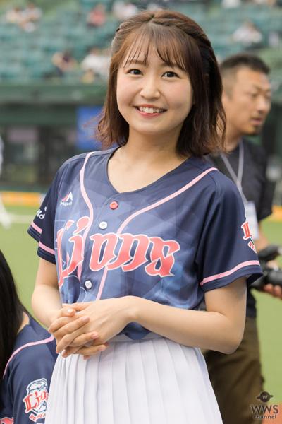 SKE48・惣田紗莉渚、ライオンズ「ウーマンフェスタ」でトークショー開催!