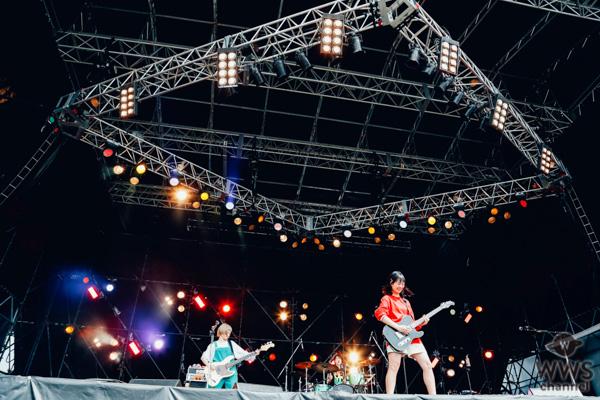 【写真特集】SHISHAMOが「メトロック 2019」大阪公演に出演!