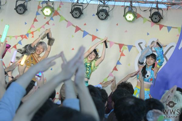 神使轟く、激情の如く。が「mini TIF vol.56」に登場!煽り狂う神激劇場が開幕!!