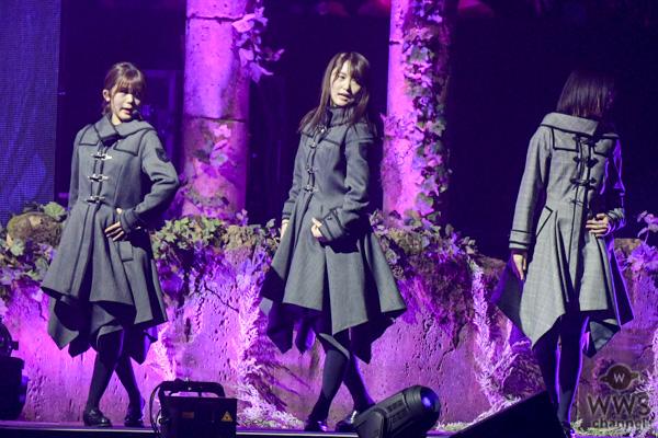 【ライブレポート】欅坂46が『3rd YEAR ANNIVERSARY LIVE』を完走!アンコールで『黒い羊』、衝撃のパフォーマンスで魅了する!!
