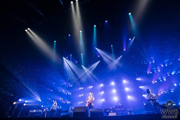 高橋 優、 LIVE TOUR 2018-2019「STARTING OVER」横浜アリーナ公演をWOWOWで5/26オンエア!