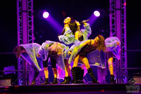 E.G.family初の全国ツアー全34公演完走!E-girlsの新曲「シンデレラフィット」初パフォーマンス!