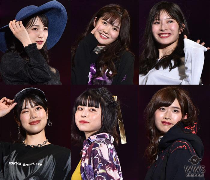 AKB48 チーム8がTSC「R4G」ステージでクールなランウェイを披露!