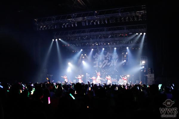 """エビ中""""、合同合唱コンクール""""最終夜!フレンズと""""渋谷区系お友達""""初2マン!!"""