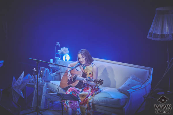 chay、恒例の弾き語りLIVEファイナル東京公演 で春の季節が詰め込まれた全13曲披露!