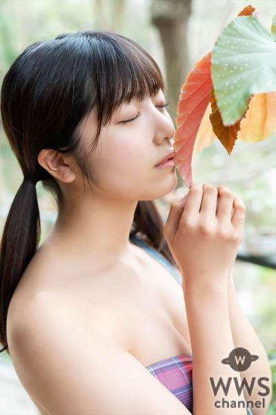 吉田莉桜、ヤングチャンピオンの表紙&巻頭グラビアに登場!
