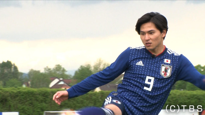 サッカー日本代表・南野拓実選手が超難関の100秒企画にチャレンジ!『炎の体育会TVSP』6/8放送