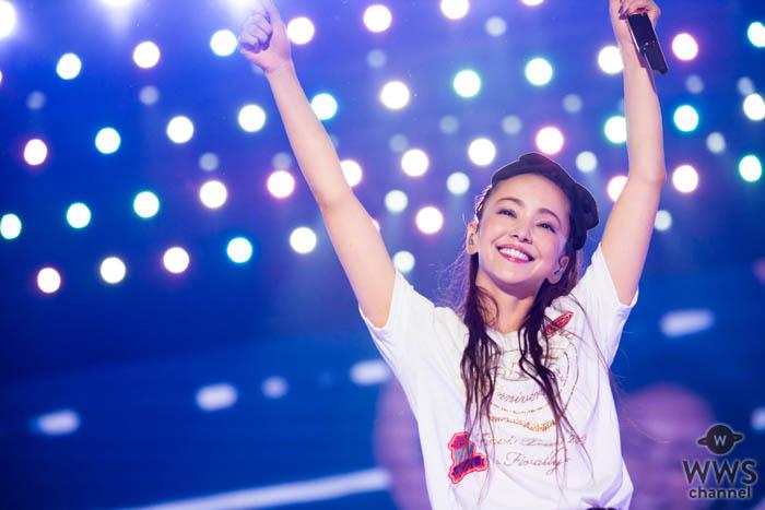 安室奈美恵、世界中のApple Musicで日本人アーティスト史上最多再生数を記録!