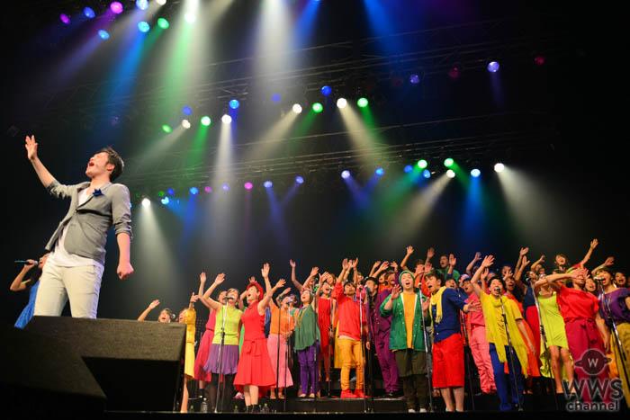 ダンスにアカペラ、なんでもあり!? アーティスト・Be Choirに迫る!
