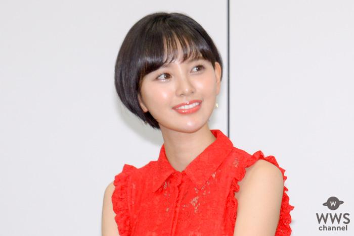 元HKT48・児玉遥、初の本格舞台に挑戦!舞台「私に会いに来て」 制作発表会見に登場