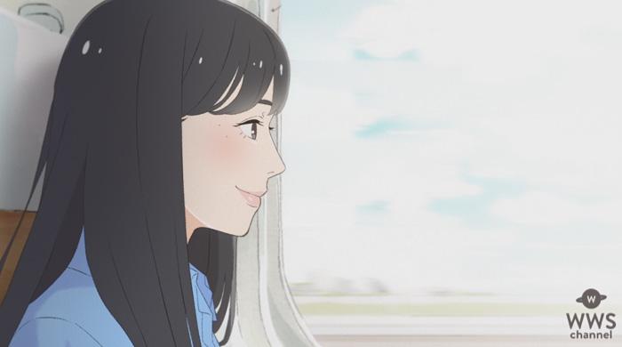 中条あやみが本人役でJR西日本アニメCMの声優を担当!