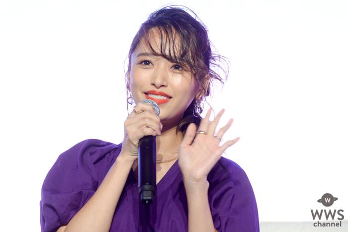 近藤千尋がヘアスタイルのこだわりを語る!<Beautycon Tokyo(ビューティーコントーキョー)>