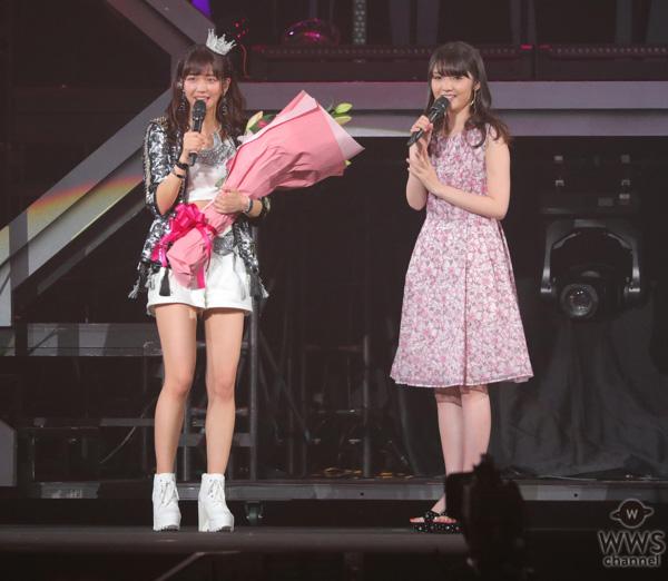 【ライブレポート】Juice=Juice、リーダー宮崎由加の卒業公演を熱狂と熱情に揺れた日本武道館で開催!