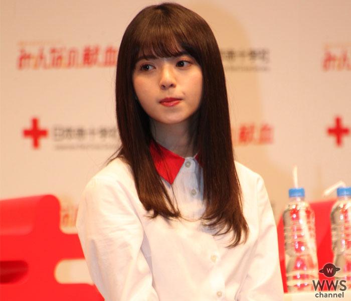 乃木坂46・齋藤飛鳥ら、『みんなの献血』イメージキャラクターに就任!