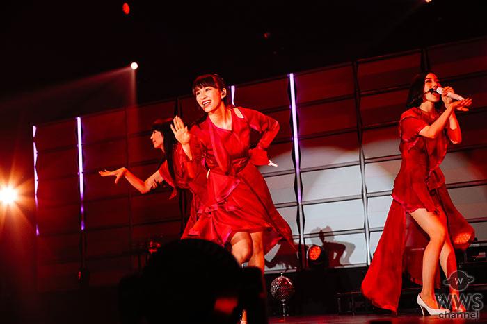 【ライブレポート】ワールドツアーを終えたばかりのPerfumeがAmuse Fes(アミューズフェス)に登場!新旧取り混ぜたセトリ&楽屋のような恋バナでキャラ炸裂のステージ!