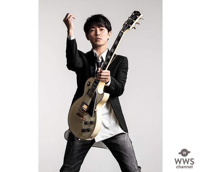 藤木直人が音楽活動20周年記念のニューアルバム発売!浦沢直樹描き下ろしのスペシャルポスターも登場!
