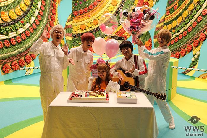 """KEYTALK、KAGOME「GO!ME.」プロジェクトテーマソング「ララ・ラプソディー」が配信シングルとしてリリース決定!さらに人気クリエイター""""ねお""""出演のMusic Videoも同時に解禁!"""