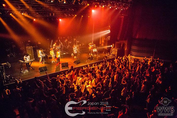 """サイサイ、BAND-MAID、ノンラビ等が所属するプラチナム・グループが世界最大のインディース・バンド・コンテスト""""エマージェンザ""""のサポートを発表!"""