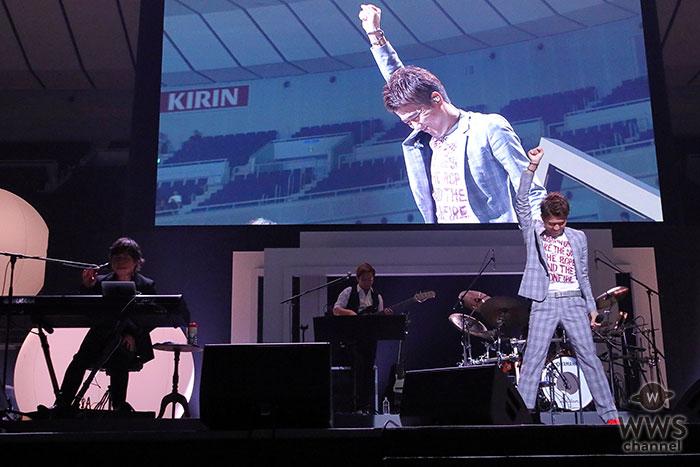 DEEN、横浜アリーナで開催されたテイルズ オブ フェスティバルで歴代テーマソング熱唱!!