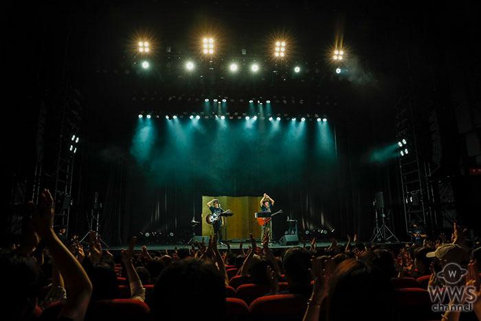 真心ブラザーズ、弾き語りツアーファイナルにてデビュー30周年の豪華記念アルバム「トランタン」詳細発表!