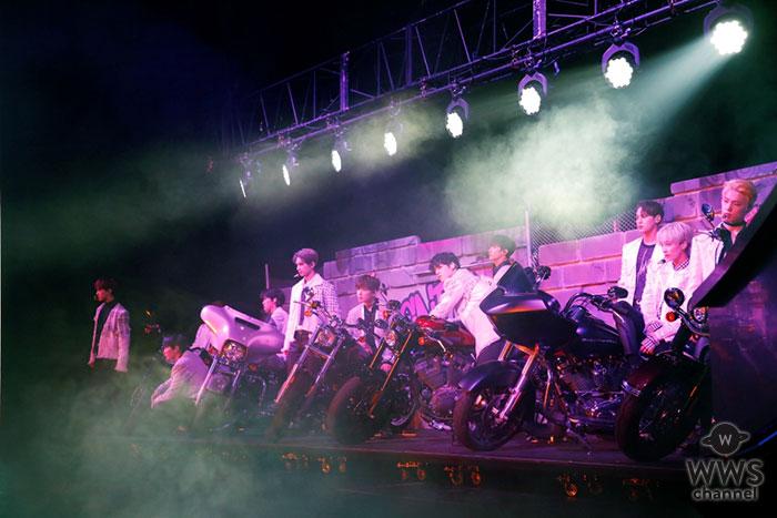 SEVENTEENの最新ライブがWOWOWで6/23(日)放送!圧巻のステージをライブダイジェスト映像で特別先行公開!