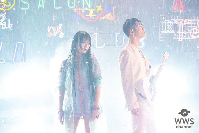DAOKO × MIYAVI、総監督 蜷川実花による映画『Diner ダイナー』主題歌のミュージックビデオ公開!!