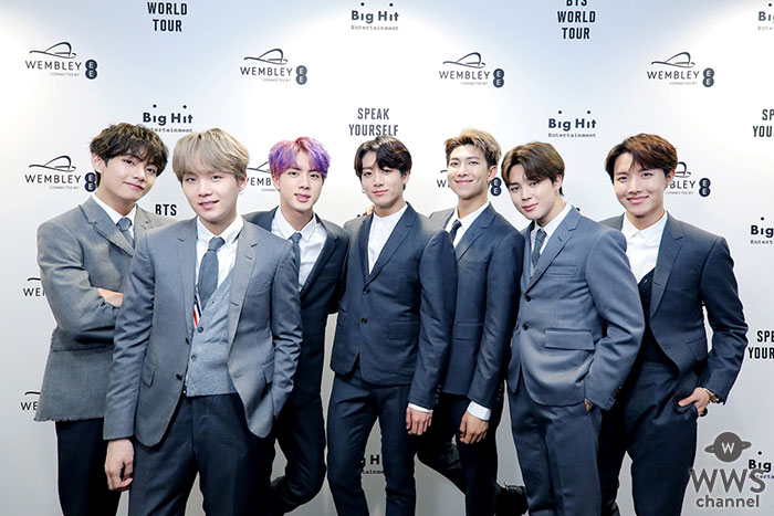 BTS、最新アルバム「MAP OF THE SOUL : PERSONA」で韓国アーティストアルバム最多売り上げ、ギネス記録に認定!