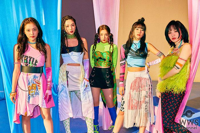 韓国ガールズグループ初の快挙!Red VelvetがiTunesのUS TOPアルバムチャートで1位獲得、世界のチャートを席巻!
