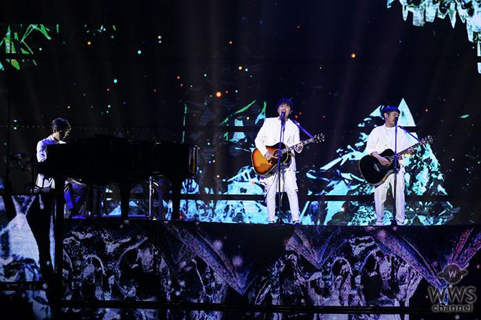 """ゆず、""""台湾のグラミー賞""""『第 30 回金曲奨』特別出演!豪華演出の中で「栄光の架橋」SPパフォーマンス!"""