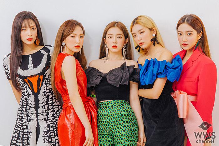 Red VelvetがSNSをジャック!?20時から一夜限りの特別生配信が決定!