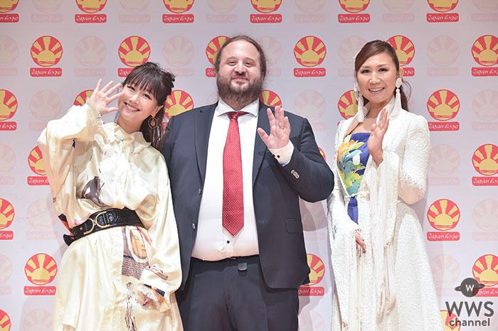 ヨーロッパ最大の日本文化の祭典、第20回Japan Expoに高橋洋子・大塚愛らが出演!