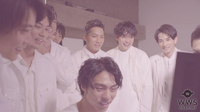 青柳翔、仲間との歩みや絆を描いた楽曲のMVに劇団EXILEが総出演!