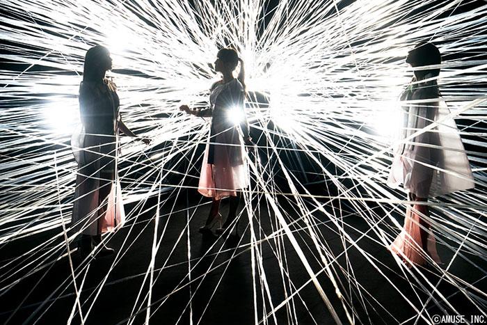 Perfume、「Reframe 2019」新しい渋谷公会堂のこけら落とし公演に決定!
