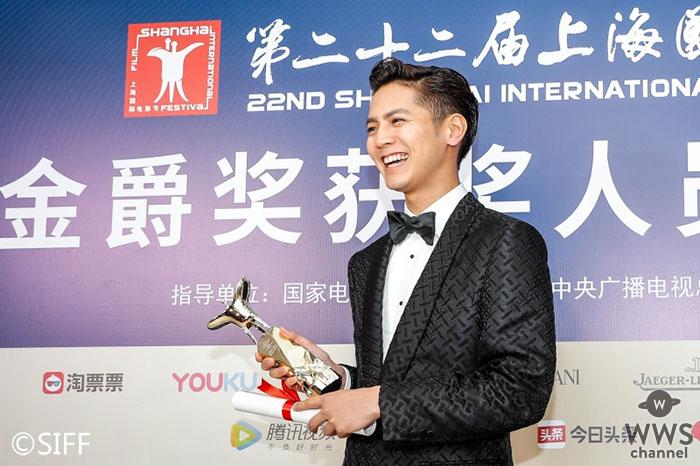 『きみと、波にのれたら』上海国際映画祭最優秀作品賞受賞!片寄涼太、ファンへ生歌披露も!