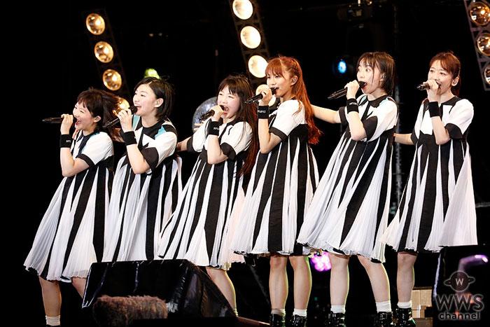 エビ中、アイドル初の主催野外ライブフェスを開催!豪華アーティストたちが、結成10周年のエビ中を祝福!