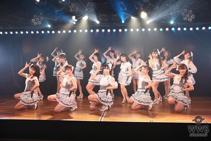 柏木由紀が考案したセットリストによるAKB48の新公演「僕の夏が始まる」がスタート!