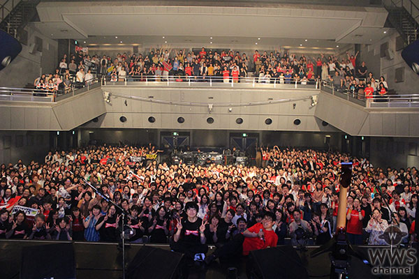 """高橋 優×亀田誠治によるユニット """"メガネツインズ""""による全国ツアーがなんばHatch公演を皮切りにスタート!さらには新曲「メガネザル」も緊急リリース開始!"""
