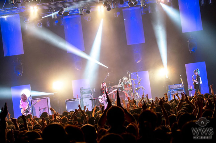 "SCANDAL、12都市15公演を巡る全国ツアーがスタート! 気分で決める""日替わり""セットリストでファンを魅了!"