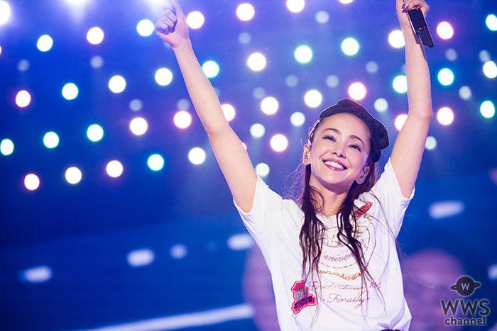 安室奈美恵、驚異的なセールスを記録したALL TIME BEST ALBUM「Finally」と25周年沖縄ライブとファイナルドームツアー最終公演のライブ音源を一挙解禁!