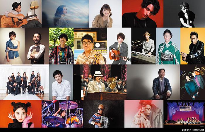 石川さゆり、KREVA、JUJU、布袋寅泰、山本彩ら出演の「日比谷音楽祭」がWOWOWで8月放送決定!
