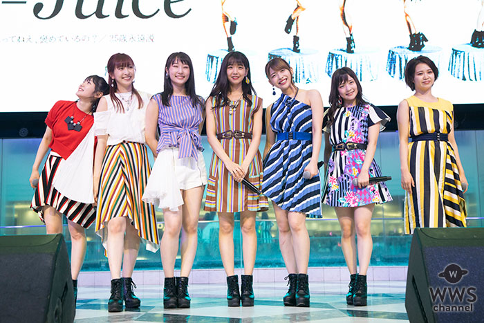 Juice=Juice、宮崎由加 最後のリリイベにファン2000人殺到!6月12日に新体制に関する発表も!