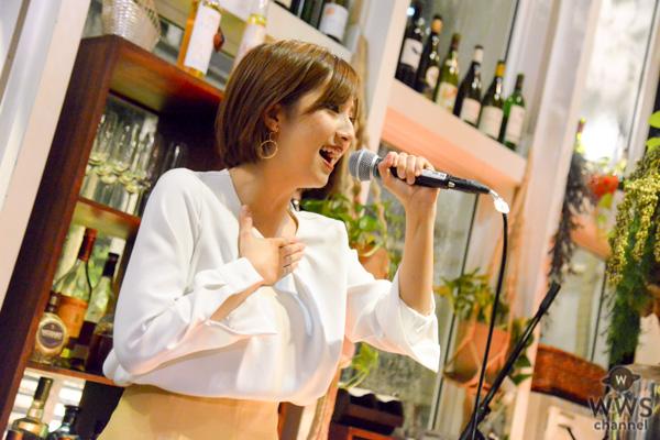 川上実津紀、馬頭琴奏者・セーンジャー、投資家・嶋村吉洋氏主催パーティー「Jam」でライブ開催!『どんなときも。』『365日の紙飛行機』などを披露